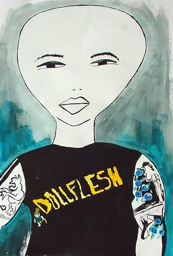 Dollflesh