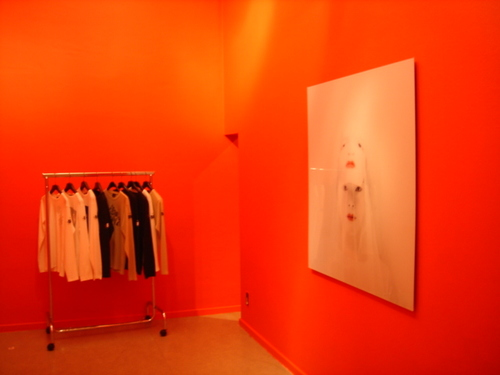 Kimiko Yoshida in Fashion Museum Hasselt