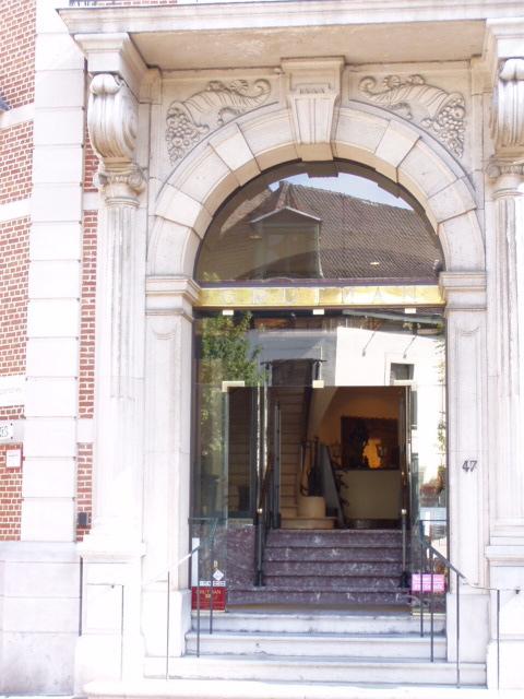 Grutman entrance