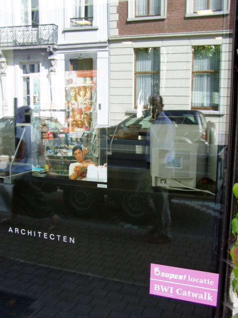 Valéry Grancher at Bart Lens Architecten