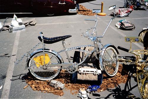 Leos bike